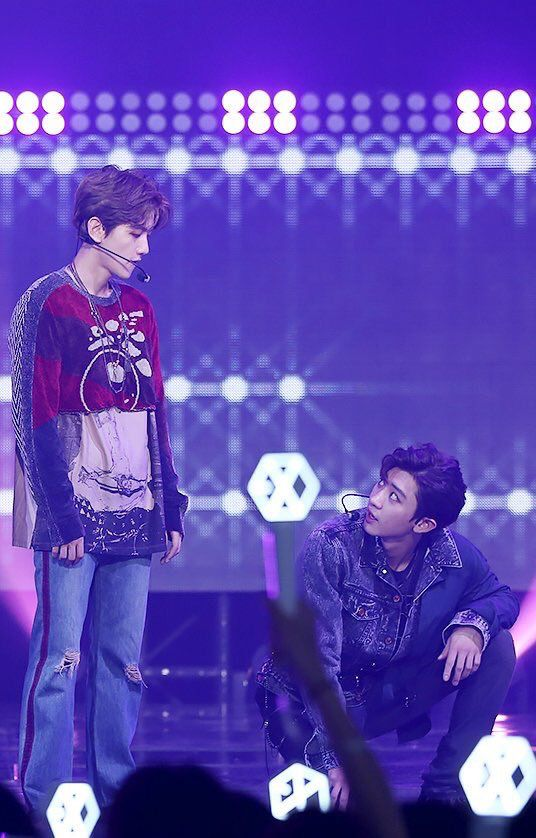 Chanbaek love