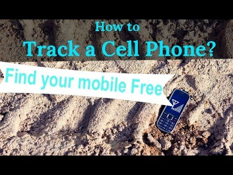 Track a cell phone or phone number search location for free   Android Ph...