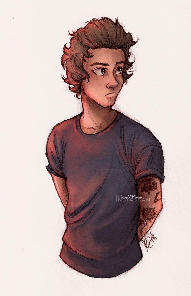 Harry by itslopez.deviantart.com on @deviantART