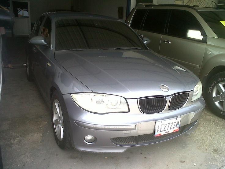 BMW 120I AÑO 2005
