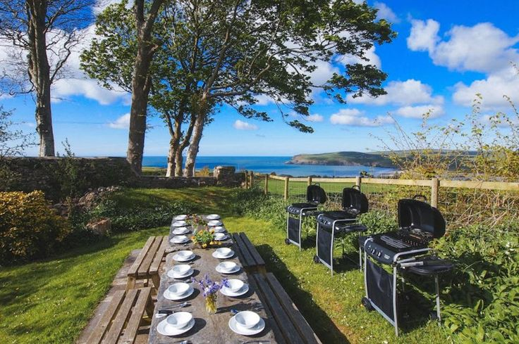 Retreat Cottage, Newport, Pembrokeshire, Wales. UK. Travel