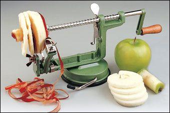 Apple Peeler - Gardening