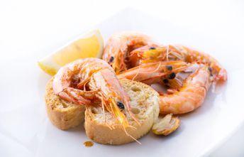 Camarão Frito - Pescanova.