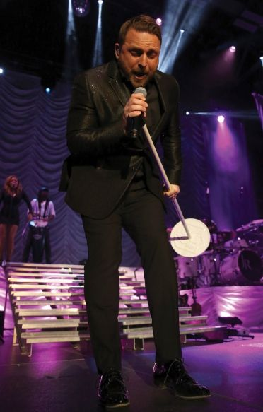 Johnny Reid performed at CN Centre on Friday as his What Love Is All About 2016 National Tour rolled through Prince George. Approximately 4400 fans were treated to hits from Reid, as well as, opening acts Aaron Goodvin, and JJ Shiplett. Citizen Photo by James Doyle February 5, 2015