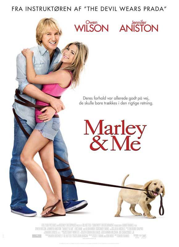 Marley and me. Una pelicula que me hace llorar