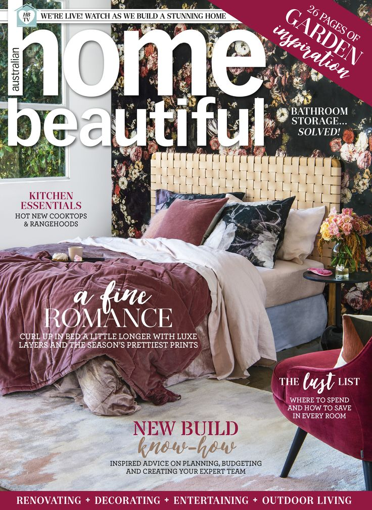 Home Beautiful August 2017