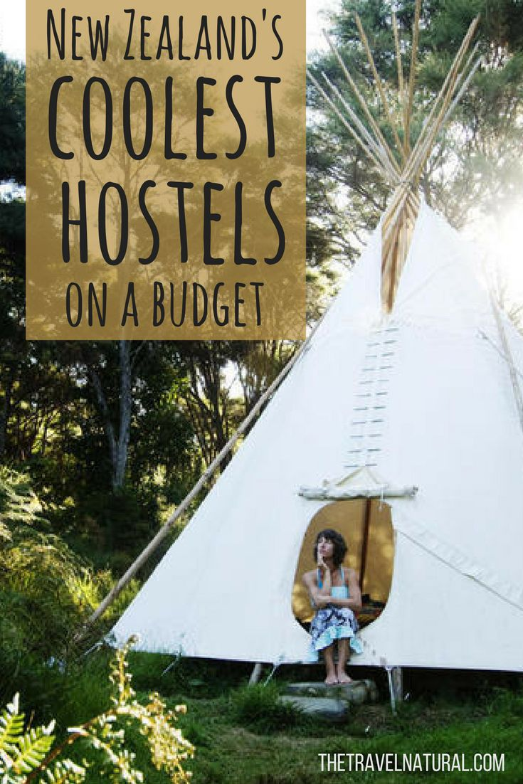 13 of New Zealand's coolest and quirkiest hostels, each has an unusual theme or setting to really make your trip memorable | The Travel Natural
