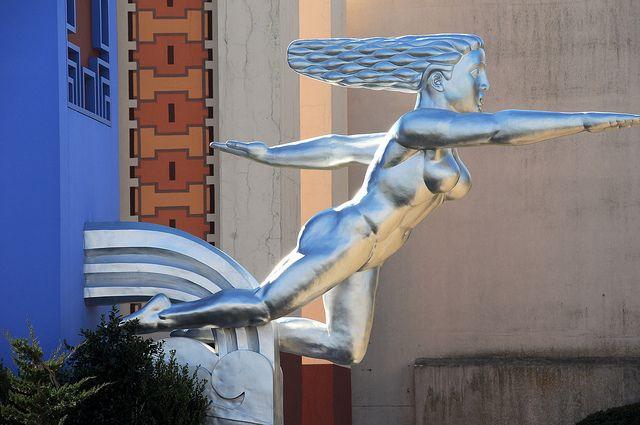 Fair Park / Art Deco Architecture / Dallas, Texas,USA