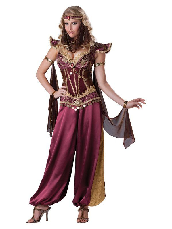 Desert Jewel Adult Costume for Women