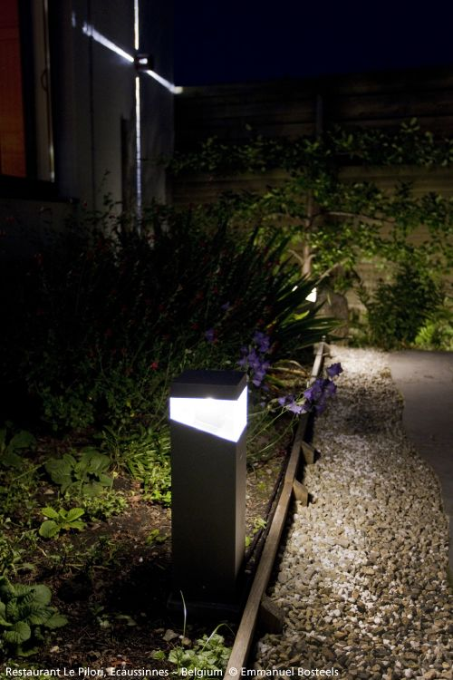 Summer nights featuring #Tetragono ► http://bit.ly/TETRAGONO And #Effetto wall ► http://bit.ly/EFFETTO #design Ernesto Gismondi for our #Outdoor Collection