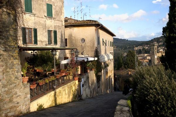 La Reggia degli Etruschi Restaurant in Fiesole