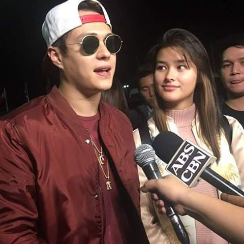 #MyExAndWhys is set to roll in cinemas this 2017, says LizQuen. They also looking forward to do their scenes in South Korea with, of course, Direk Cathy Garcia-Molina.  #LizQuen