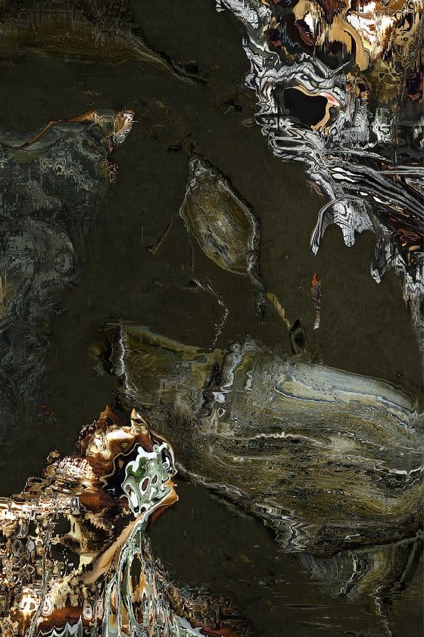 Jacob, My brother's demons. 2013, Fine art print and acrylic, 138x92 cm
