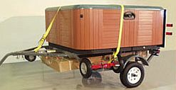 Moving Hot Tubs | Happy Hot Tubs | Hot Tub Moving Service | Spa Movers | Spa Relocation | Installation