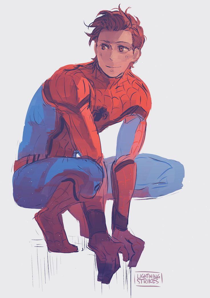 M s de 1000 im genes sobre marvel verse en pinterest - Dessin anime spider man ...