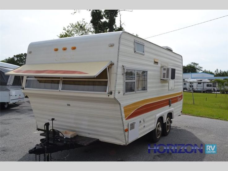 Used 1977 SHASTA 18 Travel Trailer at Horizon RV | Lake ...