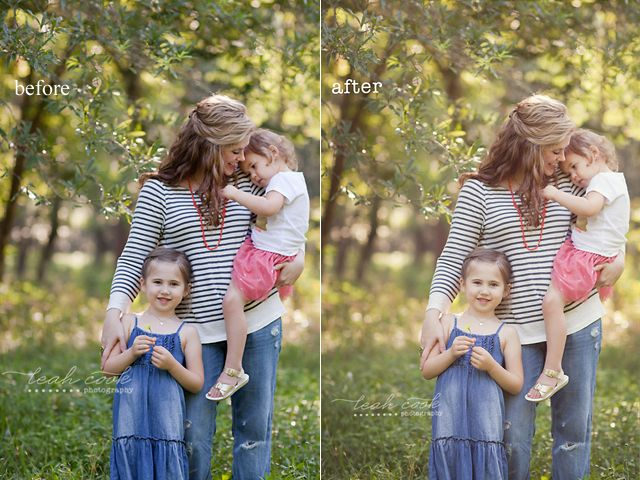 Photographer Leah Cook shares her secrets on getting that warm summer glow in her images using Photoshop.