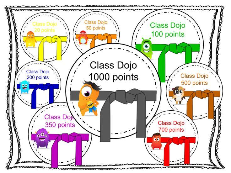 Amazing Days at School: Class Dojo