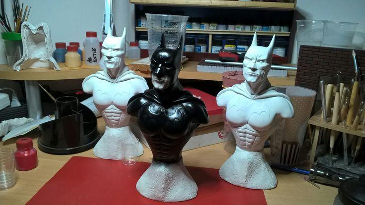 Můj první Batman