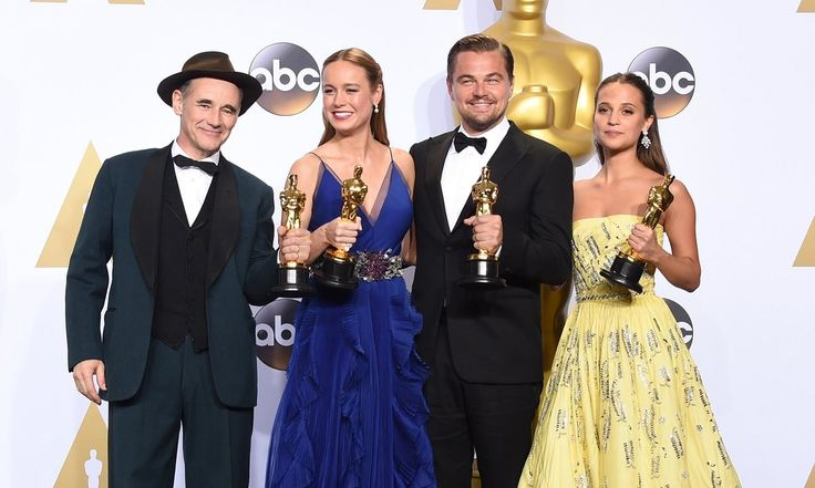 The major winners of the Academy Awards, which took place on Sunday night in Los Angeles, varied from the expected to the surprising