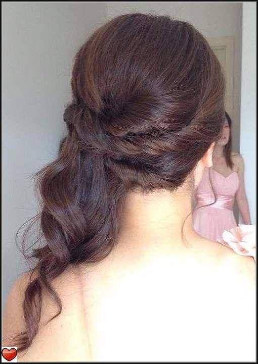 Die Hälfte bis halb nach unten Hochzeit Frisuren – 50 stilvolle … | Einfach…