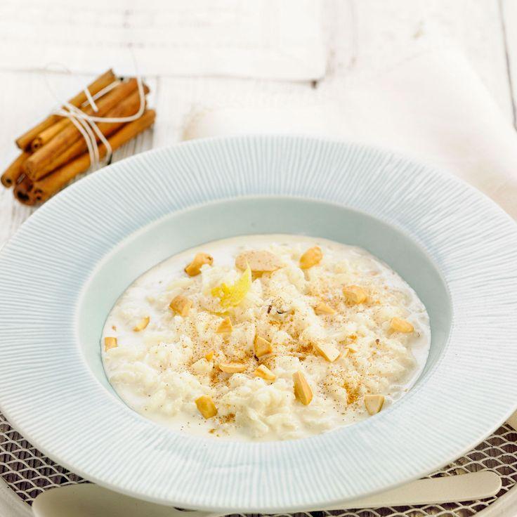 Découvrez la recette Riz au lait de soja sur cuisineactuelle.fr.