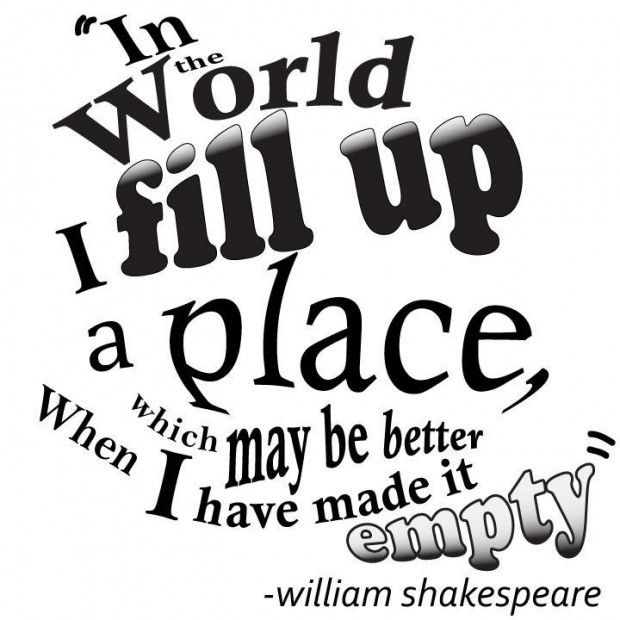 Famous shakespeare quotes on life love and friendship