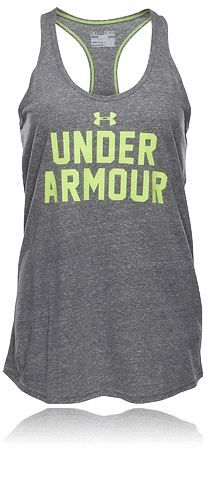 Under Armour Tank... So Want For Summer!