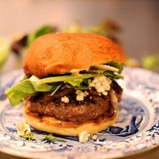 Pioneer Woman's Favorite Burger Ever