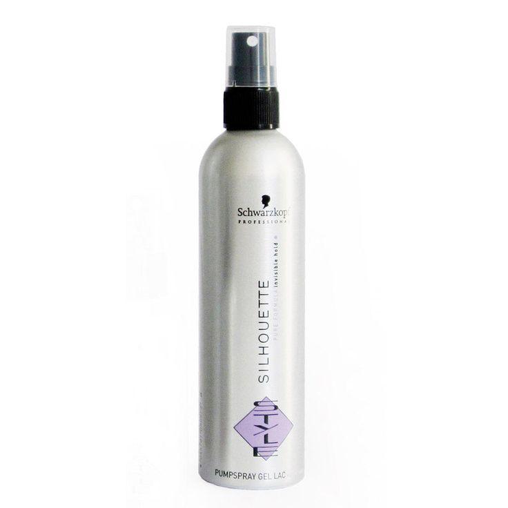 Mit dem Silhouette Style Super Hold Gel-Lac von Schwarzkopf erhalten Sie einen professionellen Klassiker unter den Haarsprays. Das Schwarzkopf Haarspray ist perfekt für das Finishing Ihrer Haare geeignet.