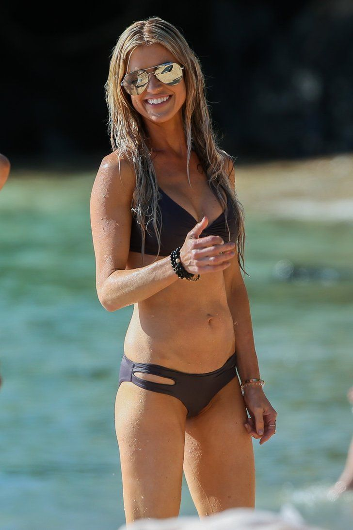 You'll Flip Over Christina El Moussa's Beach Body (Get It? She's on Flip or Flop)