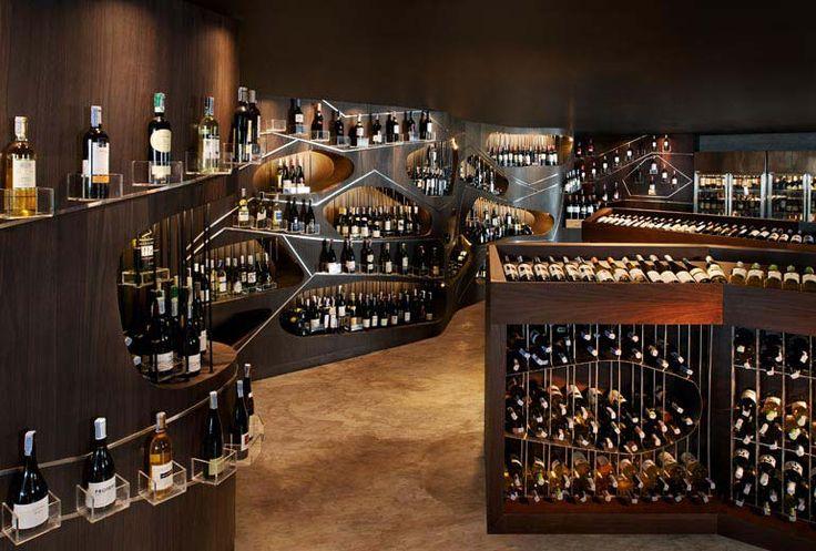 曼谷苏坤 11 雅乐轩酒店 - 渴望餐厅及酒吧 - 酒窖