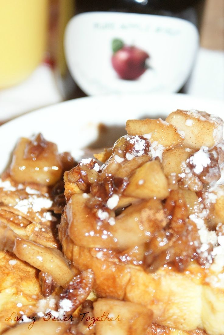 Apple Pie French Toast | Pies, Apple pies and Toast