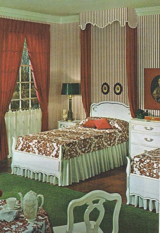 Vintage Home Interior Design: Vintage Home Decorating 1960s 7