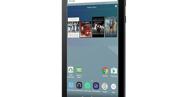 Barnes & Noble NOOK Tablet 7 Launched at $49.99