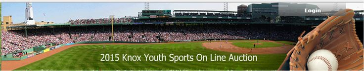 http://knoxyouthsports.myevent.com/  Fun, Value, Support!  The funds raised go to support the programs of Knox Youth Sports and provide for all of the scholarships and equipment  that children receive annually.