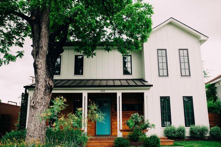 Urban farmhouse in Austin!