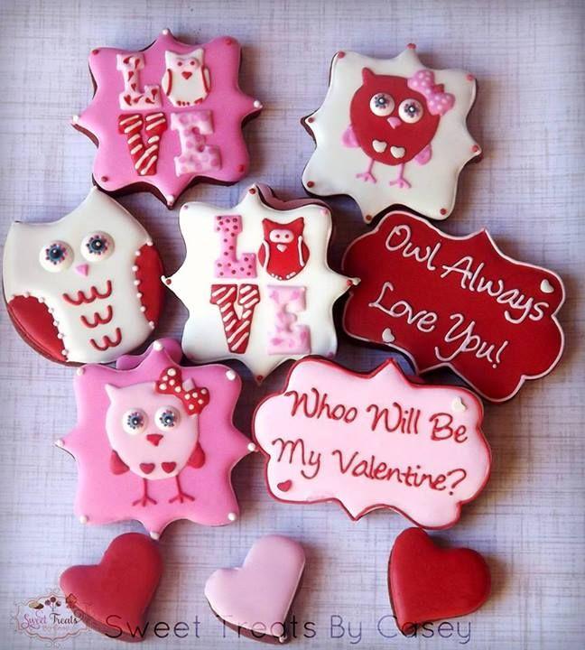 Fine 52 Valentine Cookies Photo Ideas Contemporary - Valentine ...