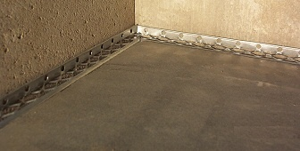 French drain basement basements must be waterproof pinterest basements french drain and for Interior drain tile system cost