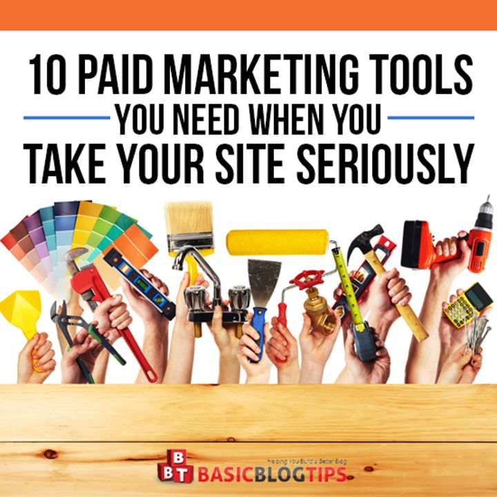 10 Paid Marketing Tools if You Take Your Site Seriously http://buff.ly/2iDh64z via @Ileane by @SeoSmarty