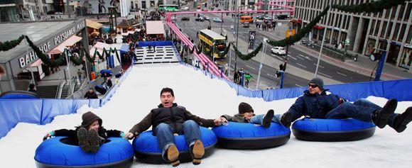Potsdamer Platz Winter Wonder World