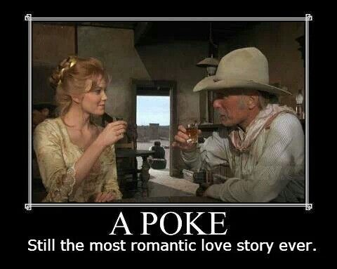 Gus and Laurena Lonesome Dove....I WATCH THIS MOVIE ALL OF THE TIME! I love Laurie DARLIN!