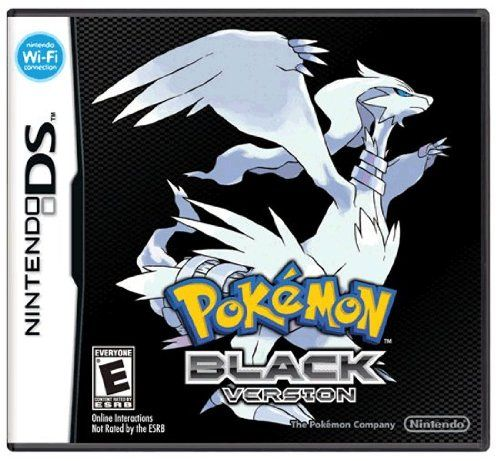 Pokemon - Black Version Nintendo ($38 as of 8/5/2016) https://www.amazon.com/dp/B004EW2PC6/ref=cm_sw_r_pi_dp_x_PEtPxbZCVJBE7
