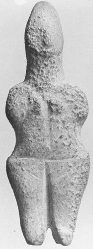 DIOSA MADRE DE LAS ISLAS CÍCLADAS; 3200 A 2700 A.C.                                                                                                                                                                                 More