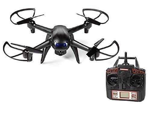 World Tech Toys 2.4Ghz Raven Spy Drone with Video Camera 4.5 Channel RC Quadcopter - http://dronescenter.net/world-tech-toys-2-4ghz-raven-spy-drone-video-camera-4-5-channel-rc-quadcopter/