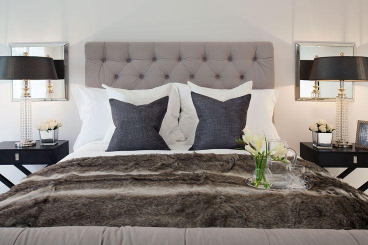 Luxury Bedroom Interiors   JHR Interiors