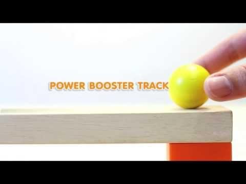 Wonderworld kulodrom Trix Track Zestaw POWER BOOSTER TRACK - bobelo.pl