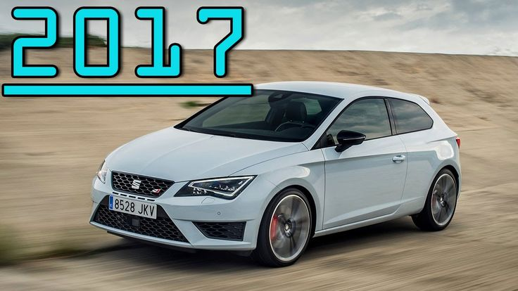 ►2016 Seat New Leon Cupra 290 All New Power Unit First Drive Review