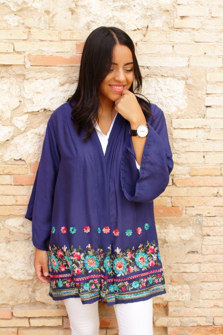 13 best Kimonos images on Pinterest   Kimonos, Kimono cardigan and ...