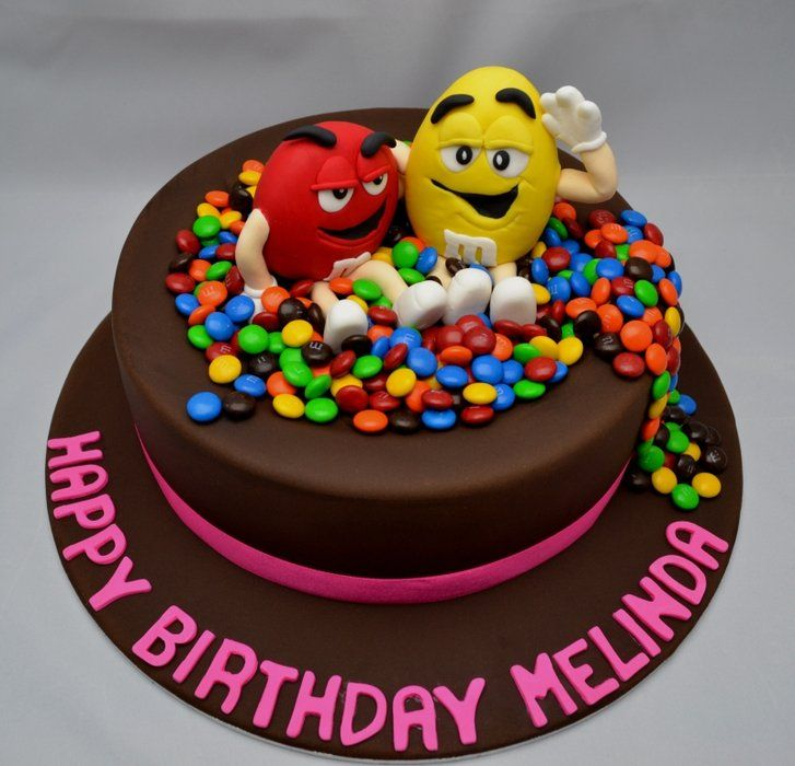55 best MMs Cake images on Pinterest Cakes M m cake and Biscuits